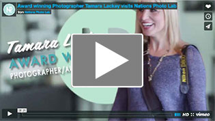 Tamara Lackey Visits NPL