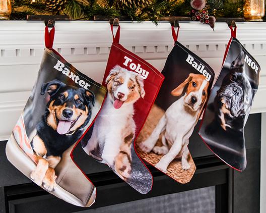 christmas stockings - Dog Stockings For Christmas