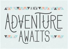 Adventure Awaits Invite