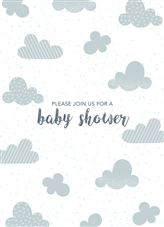 Cutest Clouds Invite