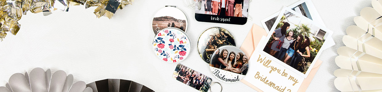 Gallery of Custom Bridesmaids Gifts