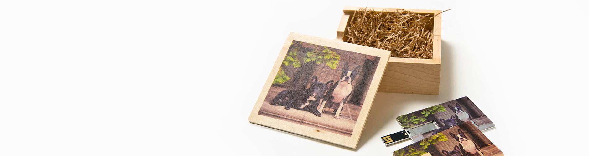 Custom Usb Drives Personalized Photo Usb Drives Wooden