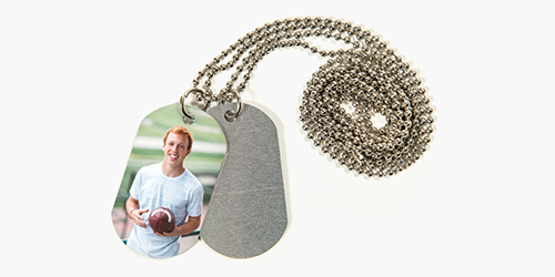 Custom dog tags