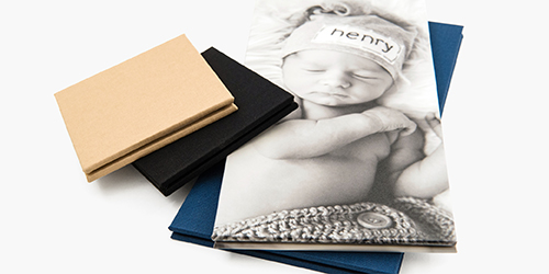 Custom Accordion Photo Books