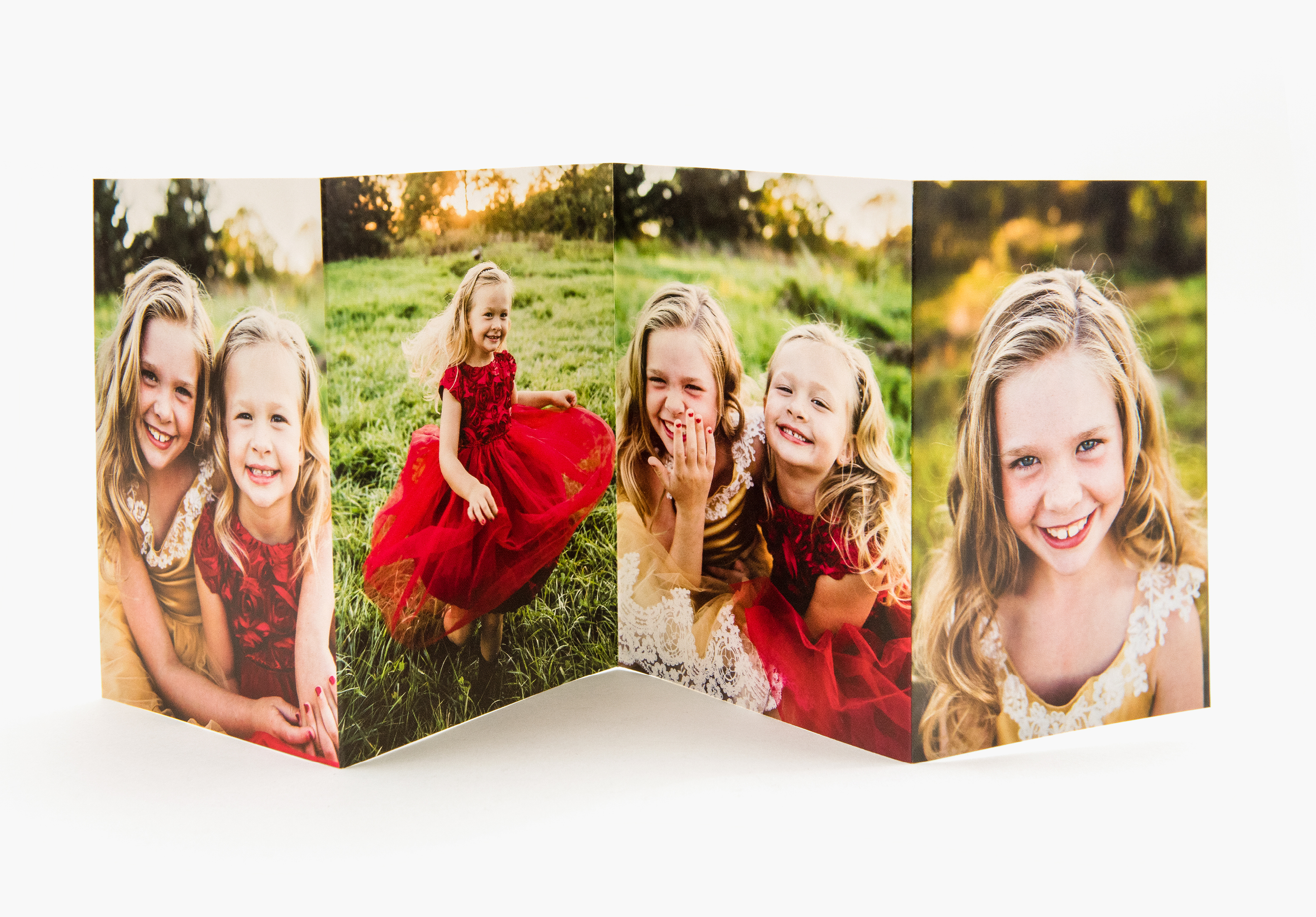 Accordion Fold Photo Cards Nations Photo Lab