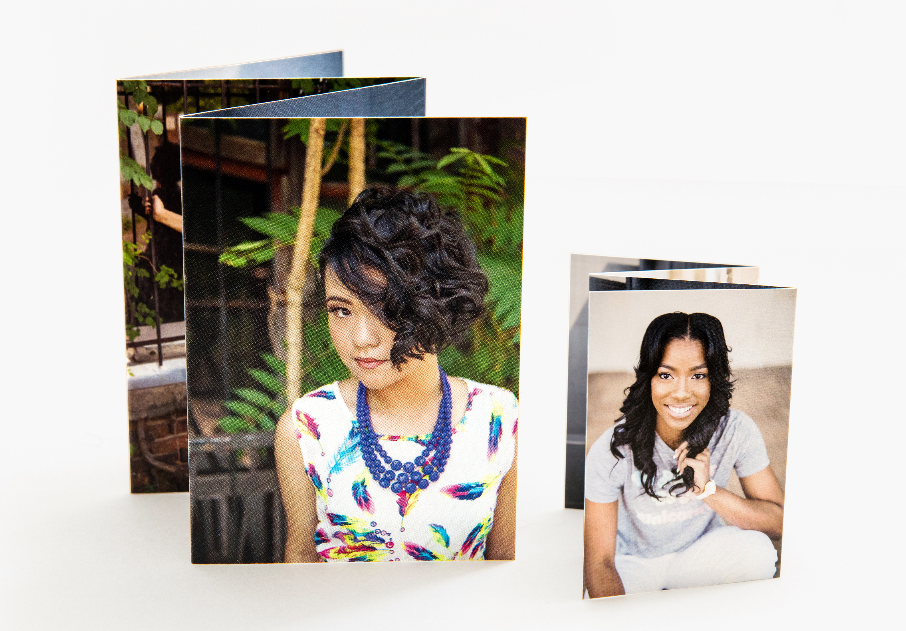Accordion Fold Photo Cards | Nations Photo Lab