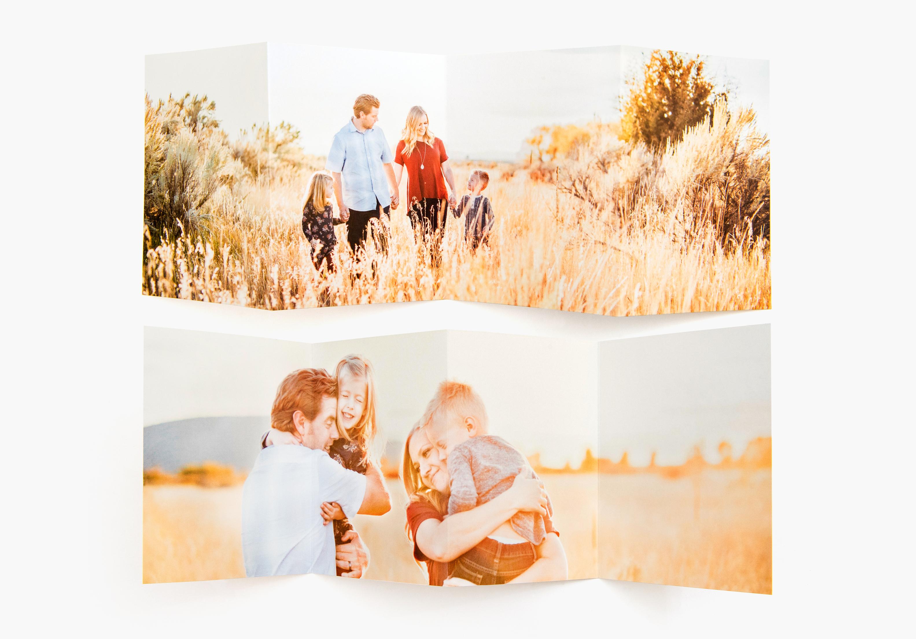 accordion fold photo cards nations photo lab
