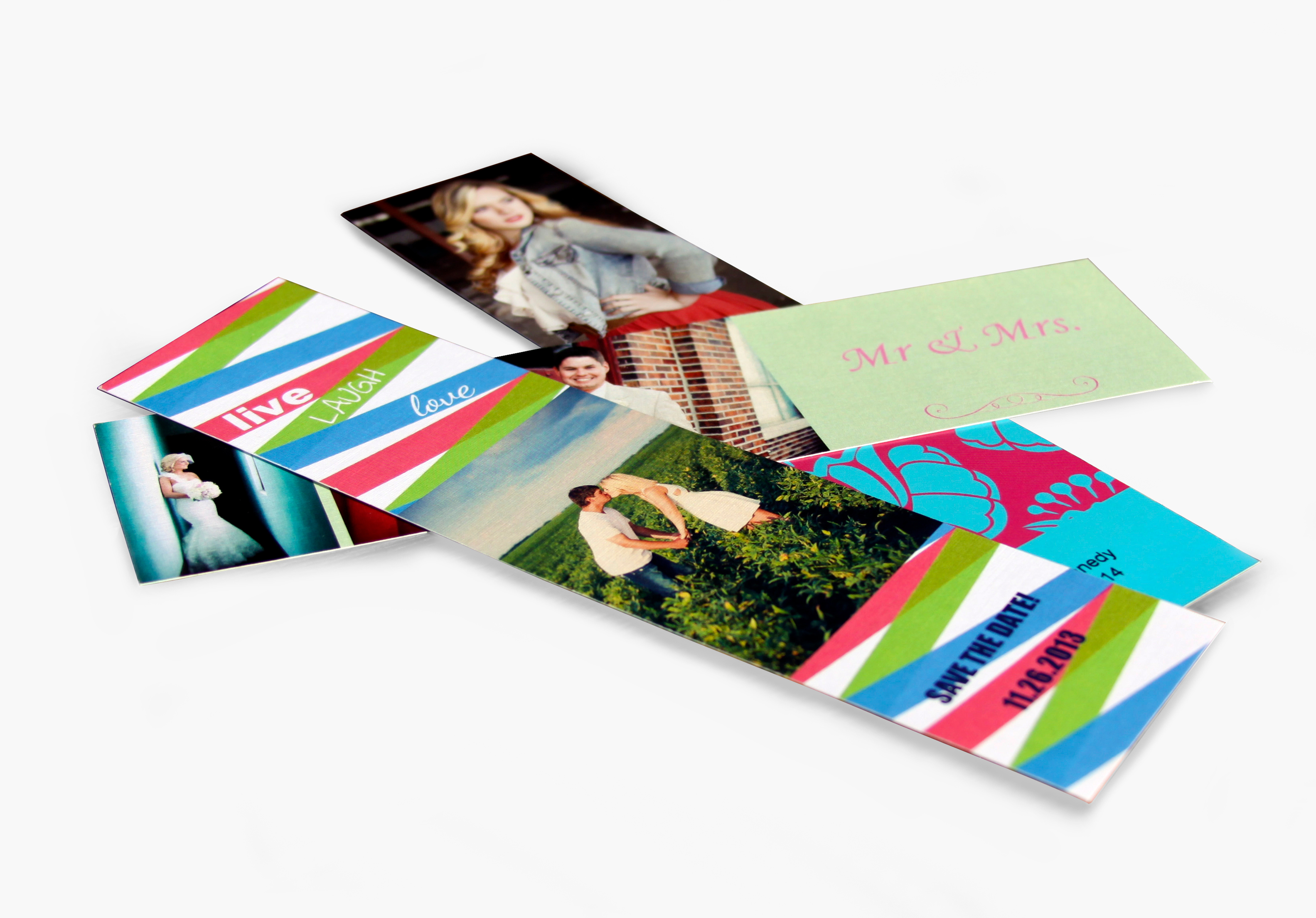 personalized bookmarks custom photo bookmarks nations photo lab