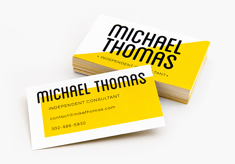 custom press products bookmarks business cards trader cards - Photo Business Cards