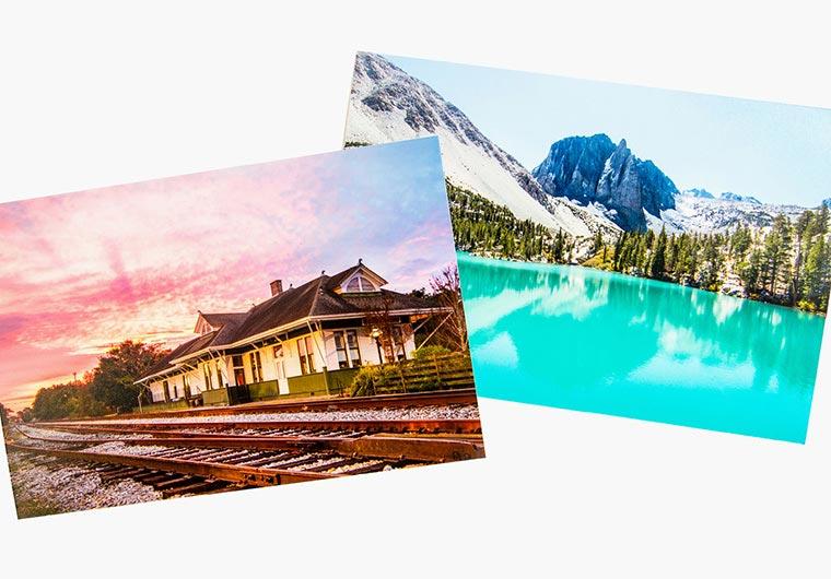 glossy po prints - premium po printing with a glossy finish