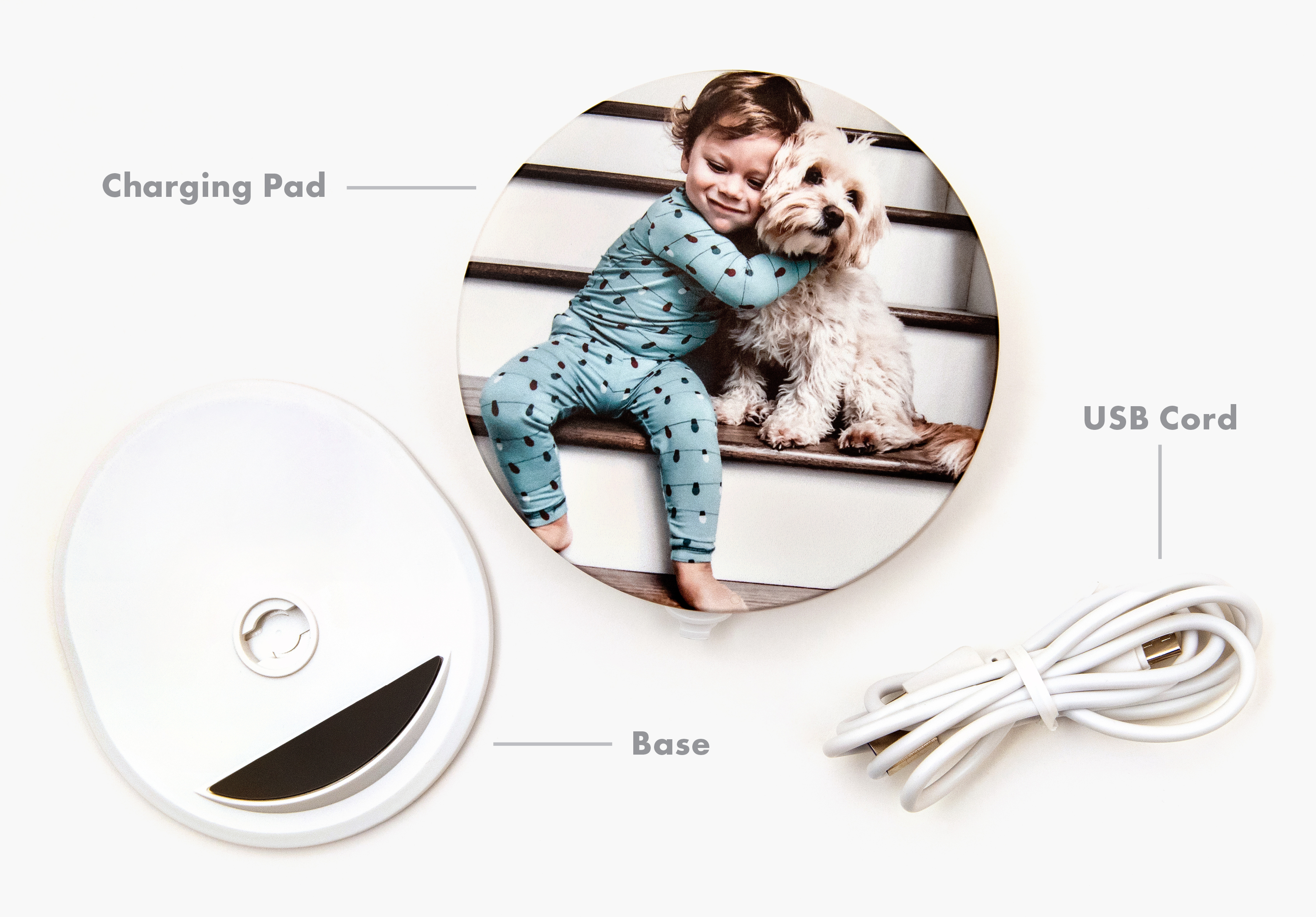 Photograph Phone Charger Induction Charger,Wireless Phone Charger Wireless Charging,Phone  Charger Custom Wireless Phone Charger