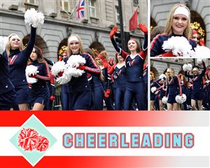 Cheerleading 10 - Landscape