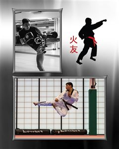 Martial Arts 1 - Portrait