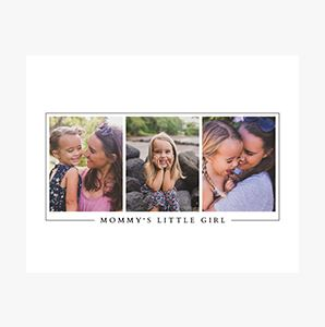 Custom Collage Photo Prints for Mom