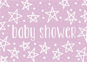 Custom Baby Shower Invite Card