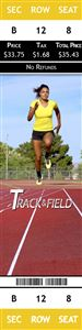 Track and Field 1 - Portrait